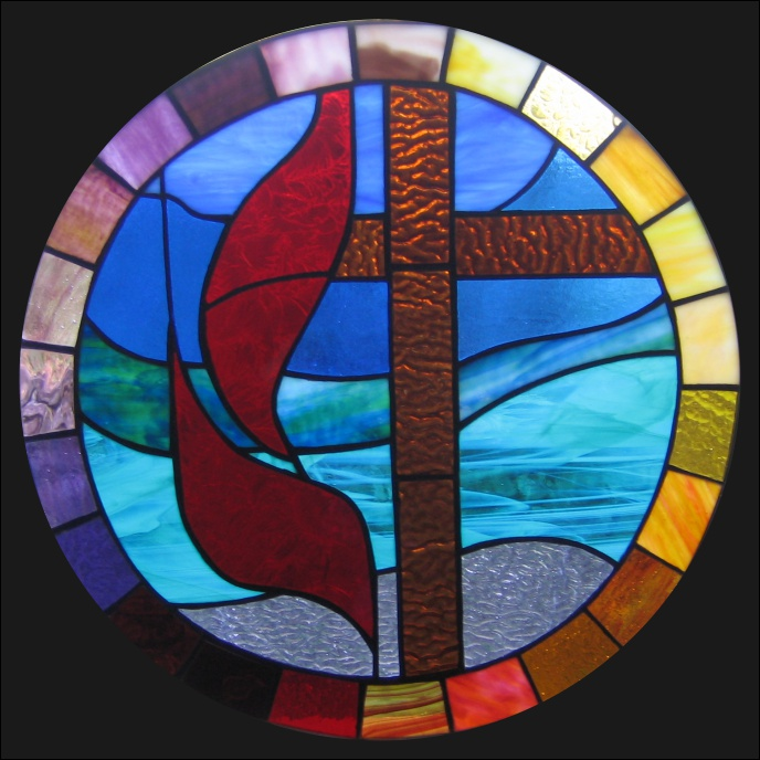 Free Gospel stained glass patterns stained glass ...