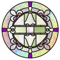 Free Stained Glass Patterns - Marcel's Free Kid Crafts - Arts and