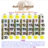 Dail-e-bread SEPTEMBER 2012