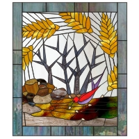 Parable of the Sower var 1 stained glass pattern