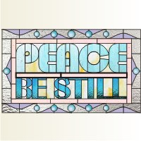 Peace be still - text