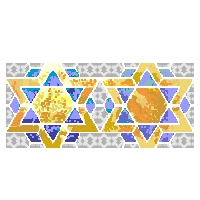 xst Hebrew Star banner 1